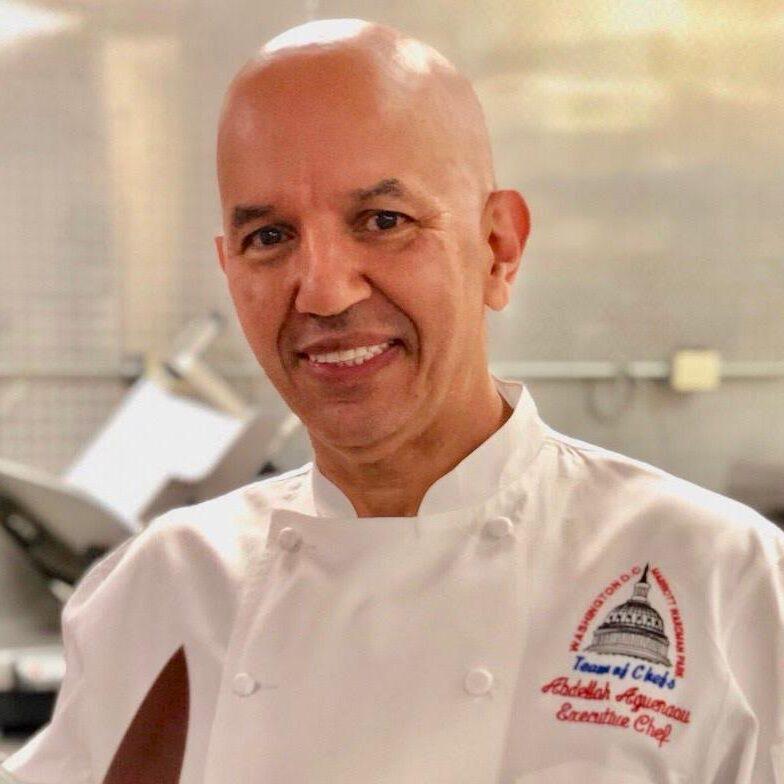 Chef Abdellah Aguenaou